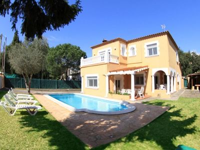 Photo for Club Villamar - Cozy home with private pool with easy access for unforgettable family holiday