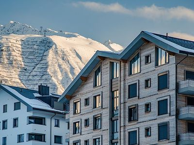 Photo for Apartment Andermatt Swiss Alps Resort  in Andermatt, Central Switzerland - 4 persons, 2 bedrooms