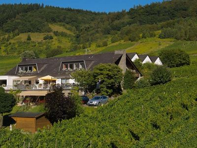 Photo for 4-bed apartment - winery + guest house HEIDHOF