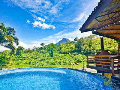 Photo for Luxury and Spacious Lake Front House with Private pool & Jacuzzi..!