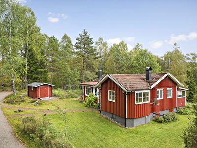 Photo for Quiet holiday house for max. 6 persons with sauna and bath tub