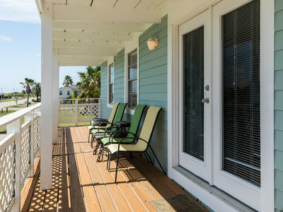 Photo for Dog-friendly home w/ deck, lawn & shared pool/boat launch - walk to beaches