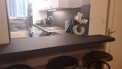 Photo for Nice apartment in the center of Clermont Ferrand