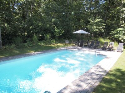 Photo for Sag Harbor Hamptons House With Pool