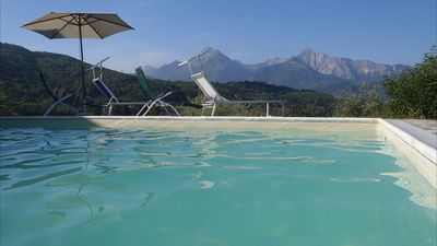 Photo for Villa in 2 Acres: Large Heated Private Pool; 360 deg. Stunning Views; Free WIFI