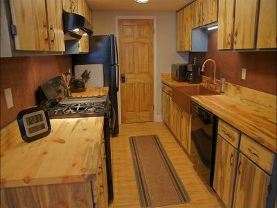 Photo for Fully Renovated Upscale Condo,Only 52 STEPS to Ski Slope Access  (202826-4609)