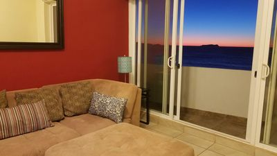 Photo for Beach, Ocean Views, Pool, Hot Tub, Gym, and Secure Parking Nothing As Close