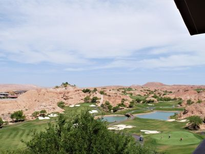 Great View Condo at Wolf Creek Golf Course