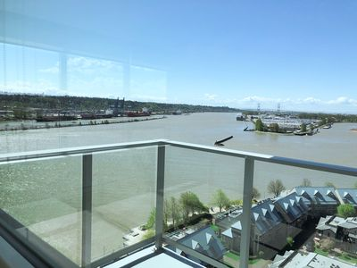Photo for Brand New Riverside 2BR Condo in New Westminster