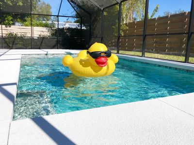 Photo for Heated Pool - 5 Miles From Beaches!