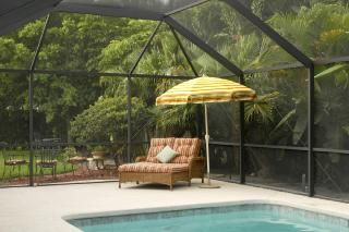 Luxury and Quiet on Your Tropical Lanai