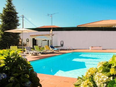 Photo for Casa Largo do Porto - farmhouse with pool