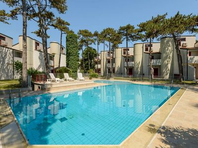 Photo for VILLAGE HOLIDAY VILLAGE. Type VSM. With swimming pool!