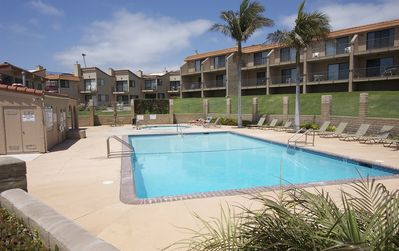 Photo for Cozy Pismo Shores Estate Condo w/ Partial Ocean View, Fireplace & Complex Pool
