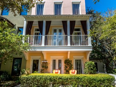 Photo for Roof Top Deck with 360 Degree Panoramic Town & Gulf Views in Seaside, FL!