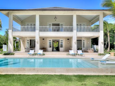 Photo for Secluded 6 BDR Golf View Villa