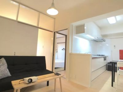 Photo for Four Bedroom Large Apartment in Shinjuku with Washer Dryer and View Mount Fuji