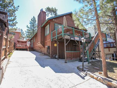 Photo for House 458 m from the center of Big Bear Lake with Parking, Internet (983579)