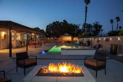 Outdoor living at its finest - says it all!