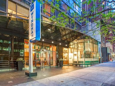 Photo for 1 Hotel Room at Wyndham Midtown 45 Resort, New York City - US Open Tennis 18