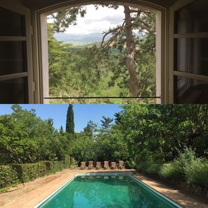 Photo for Casa Cavalli: Charming Cottage on beautiful estate in Tuscany