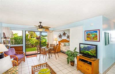 Photo for Maui Groundfloor Ocean View Condo in Serene Beachfront Resort is a Great Value