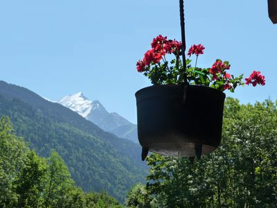 Photo for At the foot of 445km of slopes Studio Mountain with garage Saint Gervais-Mont Blanc