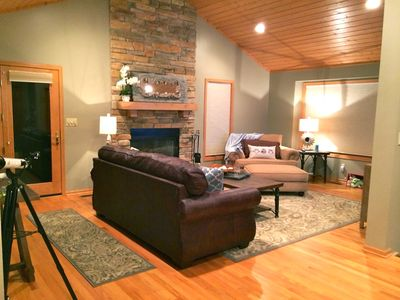 Photo for BEAUTIFUL PET FRIENDLY HOME! View & Spa! ASK ABOUT LAST MINUTE SPECIAL PRICE!