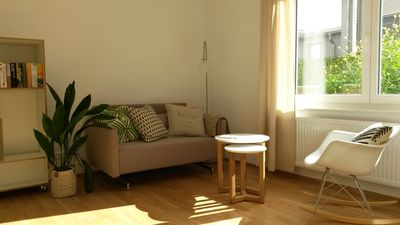 Photo for Nice, bright and quiet 2-room apartment