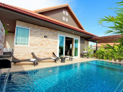 Photo for 3 Bed Villa A96 Taxi to Walking Street