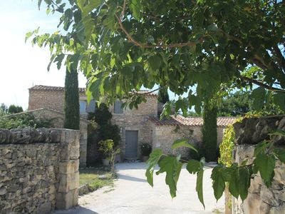 Photo for Charming cottages at the foot of the village of Gordes