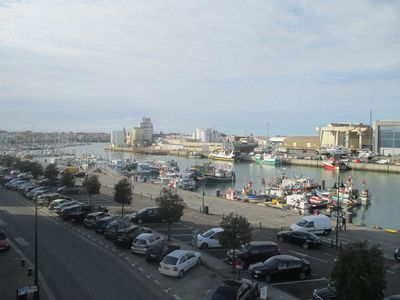 Photo for Apartment 42m2 Downtown-Stunning views of the fishing port -For 2-4 pers