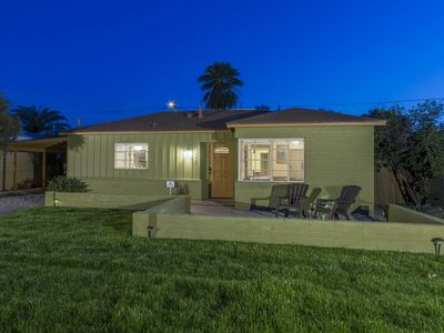 Photo for Encanto Bungalow with Historic Charm!