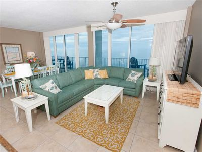 Photo for Penthouse | Gorgeous Gulf Front views | Liquid Life
