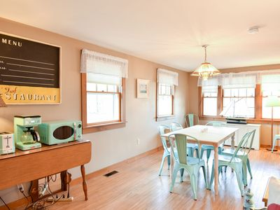 Photo for #433: Newly Furnished, 2-Min Walk to the Beach, Dog Friendly, Central A/C!