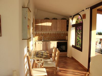 Photo for Apartment Near the Beach with Seaview and Rooftop Terrace