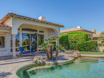 Photo for On the Golf Course w/Pool/Spa/FirePit/BBQ