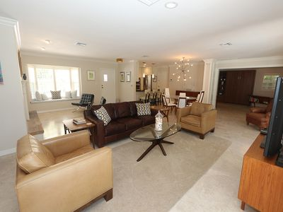 Photo for Lido Rondy Home: 4 BR / 4 BA Home on Lido Key by RVA, Sleeps 8