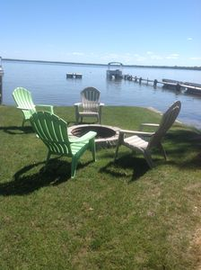 Photo for Beautiful Northern Michigan - Houghton Lake Front Cabins (2 to 38 guests)