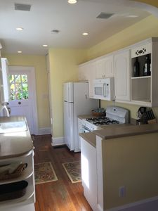 Bright kitchen with all amenities and NEW APPLIANCES