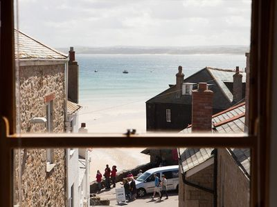 Photo for Apartment 1 - Custom House - Sleeps 4 - Town Centre St Ives