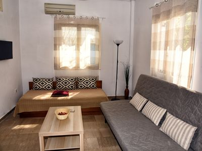 Photo for Cozy apartment near the port
