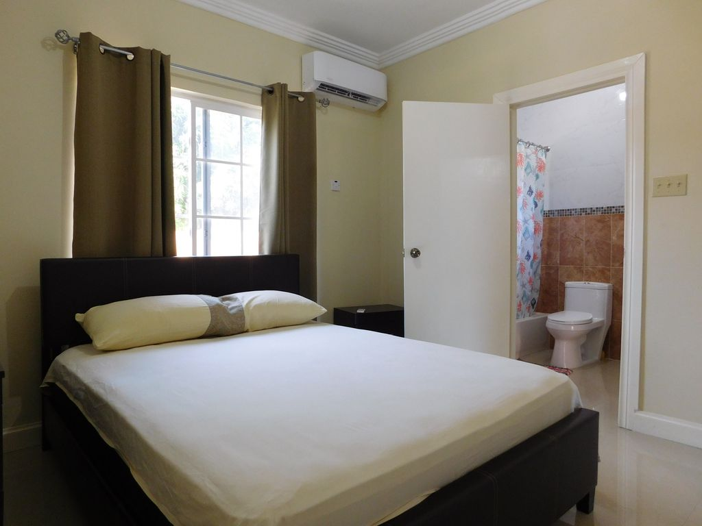 Furnished 1 Bedroom Apartment In Gated Complex Newcastle Saint Andrew Parish