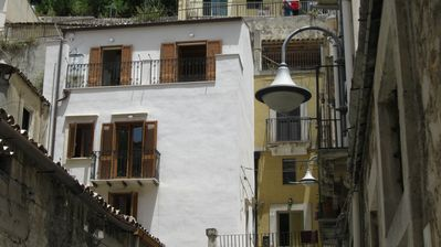 Photo for Holiday Puccia: in the historic center of Modica, 2 bedrooms, 2 bathrooms