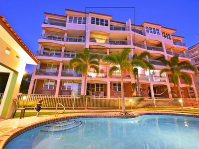 Photo for Villamar #2 Penthouse By The Sea, Sleeps 6-16, with all utilities.