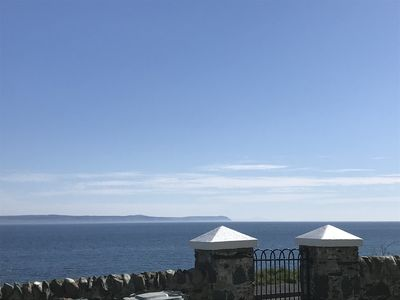 💙Period Property in Port Charlotte, Islay with sea views, near hotels & beaches