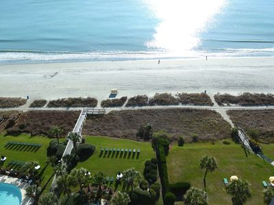 Photo for *** Beauty On The Beach *** Oceanfront, Spectacular Views !!!