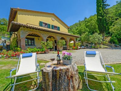 Photo for Vacation home Il Farinaio in Cortona - 12 persons, 6 bedrooms
