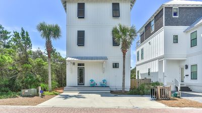 Photo for Bluewater View!  Short Walk to Beach!  Gulf Views!