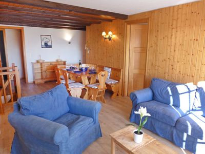 Photo for Apartment Le Mont Blanc 2 in Villars - 6 persons, 3 bedrooms